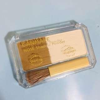 Canmake 鼻影 noseshadow powder