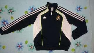 Authentic Adidas zipper jacket Real Madrid 2000