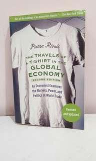 The travel of tshirt in the global economy