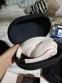 🚚 beats studio 3 porcelain rose - ANC wireless