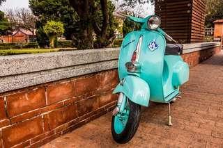 偉士牌 Vespa Italy 小50