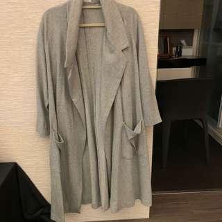 設計師款羊絨慵懶外套(9.5成新)