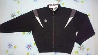 Vintage Adidas Originals track top zipper jacket sweate