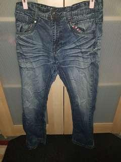 Mens Fashionable Jeans Connor