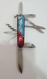 Special Edition Victorinox Swiss Army Pocket Multi Tools - GENUINE GUARANTEED.