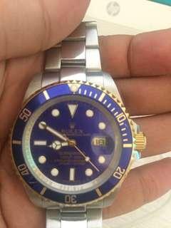 Rolex Watch Submariner