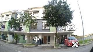 [EASY ACCESS] Parkvilla Townhouses, Bandar Bukit Puchong