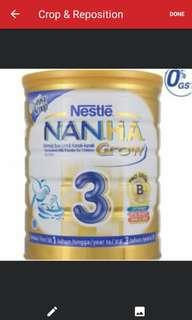 🚚 Nestle NAN HA 3