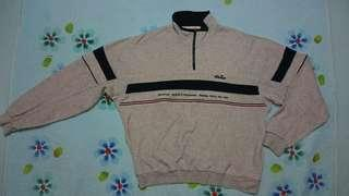 Vintage Ellesse half zipper sweater jacket