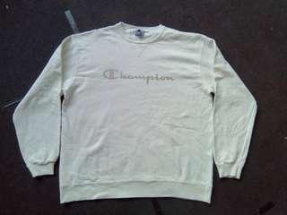 Champion Spellout Sweatshirt
