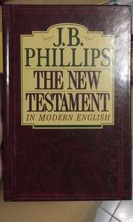 🚚 New Testament Bible (JB Phillips translation)