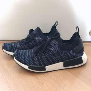 Primeknit nmd size 41.5 WORN ONCE ONLY!
