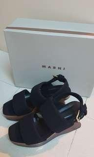 Marni wedge shoes