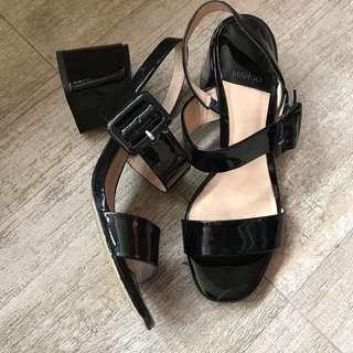 MNG MidHeel Sandal