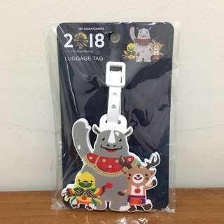 Sale!!! Luggage Tag Asian Games