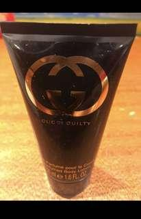 Gucci Guilty lotion