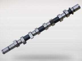 Customised performance camshafts for Cs3 & Velocity intake manifold