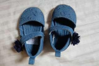 Carter's Denim shoes