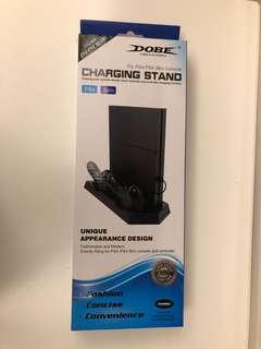 DOBE PS4 & PS4 slim Charging Stand 主機企架+充電手制🔋
