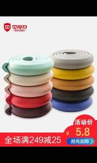 Cheapest on Carousell Baby Protection Tape Corners