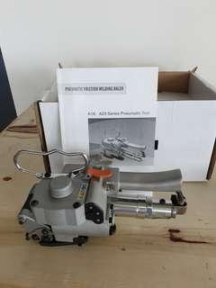 Pneumatic strapping machine (bought wrongly from
