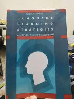 🚚 Language Learning strategies what every teacher should know