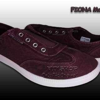 Sepatu AIRWALK FIONA, Slip On. 100% Original BNIB