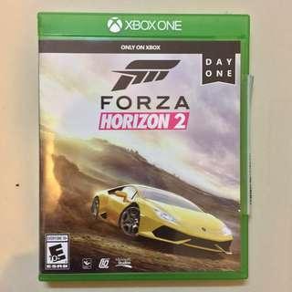 Kaset xbox one original bekas forza horizon 2