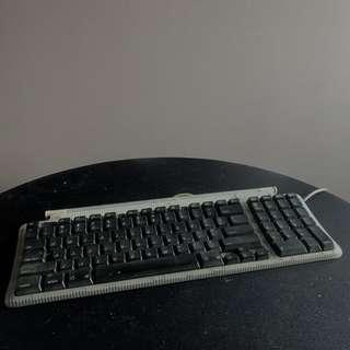 mac old school keyboard