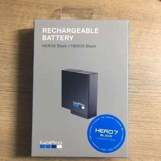 Go Pro Hero 5 6 7 Black compatible Rechargeable Battery