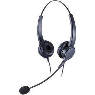 雙耳客服(電話)耳麥