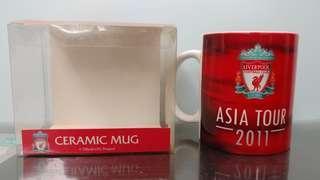 利物浦 2011 Asia Tour 官方水杯