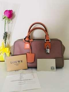 🚚 Loewe 28 bag pink for sales