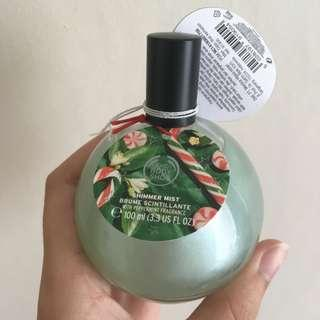 Parfume Body Shop peppermint