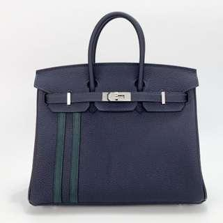 06e8e60742 Hermes Birkin 25 Officier Limited Edition