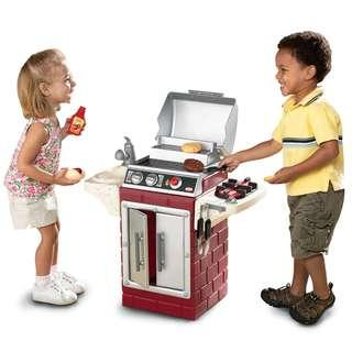 Little Tikes Backyard Barbecue™ Get Out 'n' Grill BBQ Set