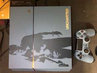 🚚 PS4秘境探險4限量機型