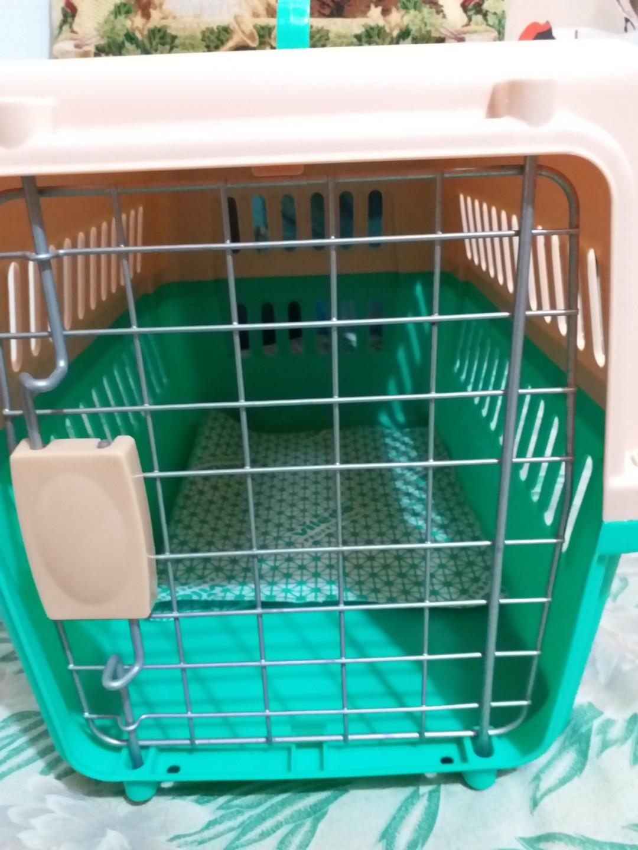 98%New寵物便提籠,貓,細種狗,兔子,倉鼠等適合