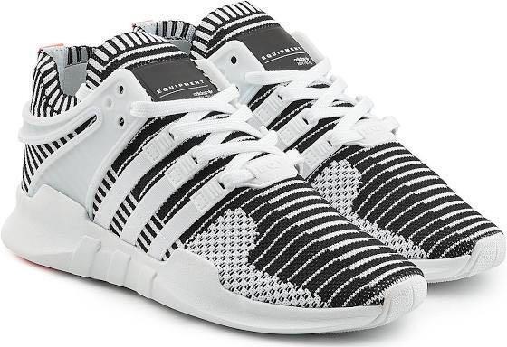 best sneakers 55073 beb1c Adidas Originals - EQT Support ADV Sneakers, White
