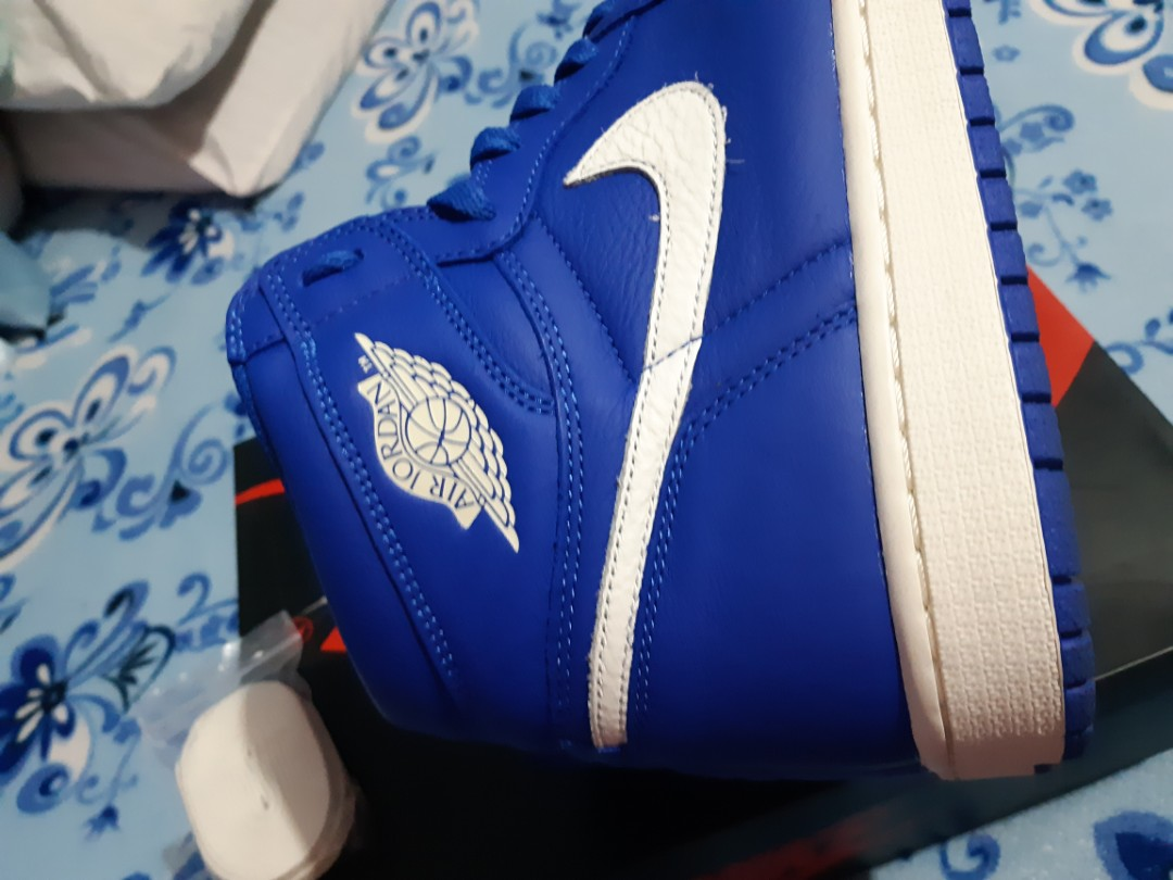 36e621a034e Air Jordan 1 Retro High OG (Authentic), Men's Fashion, Footwear ...