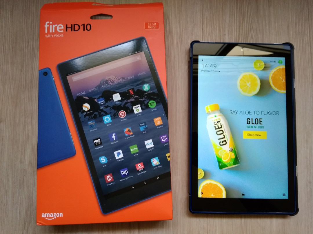 Amazon Kindle Fire HD 10 (7th gen) / Andriod tablet
