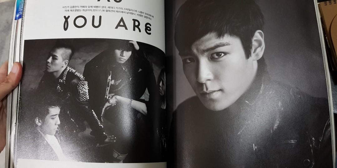 #MMAR18 BIGBANG G-DRAGON DAZED&CONFUSED KOREA MAGAZINE