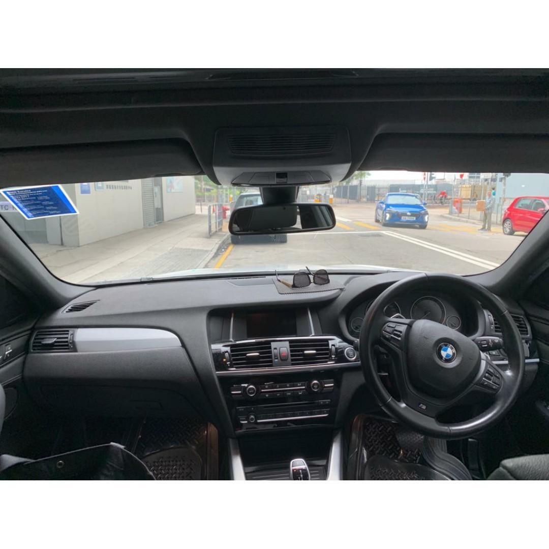 BMW X4 XDRIVE28IA M SPORT 2014