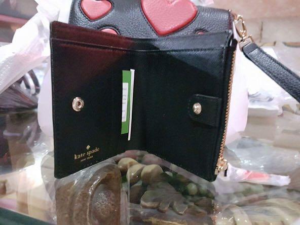 BNWT Kate Spade Wallets and Coin Purse
