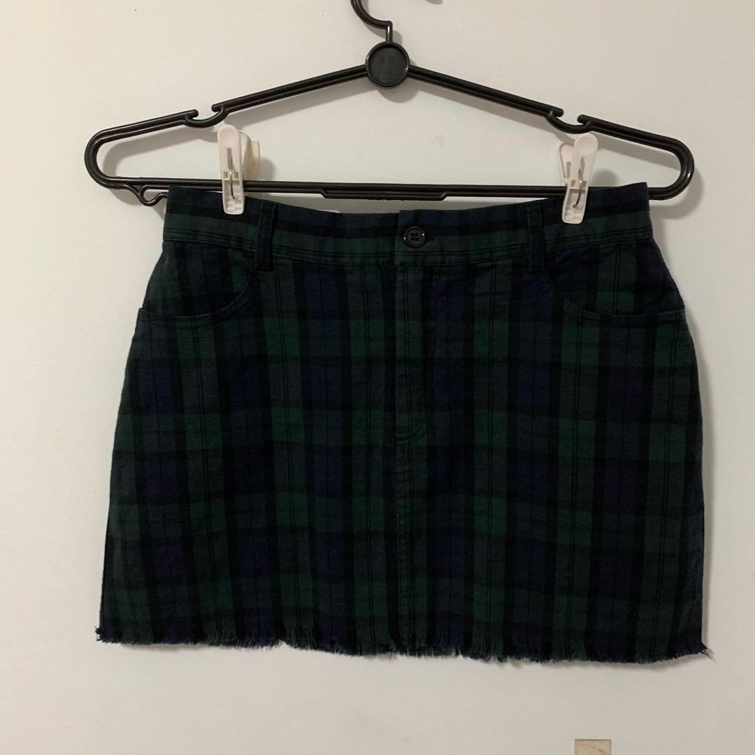 91521c527 brandy melville plaid juliette skirt, Women's Fashion, Clothes ...