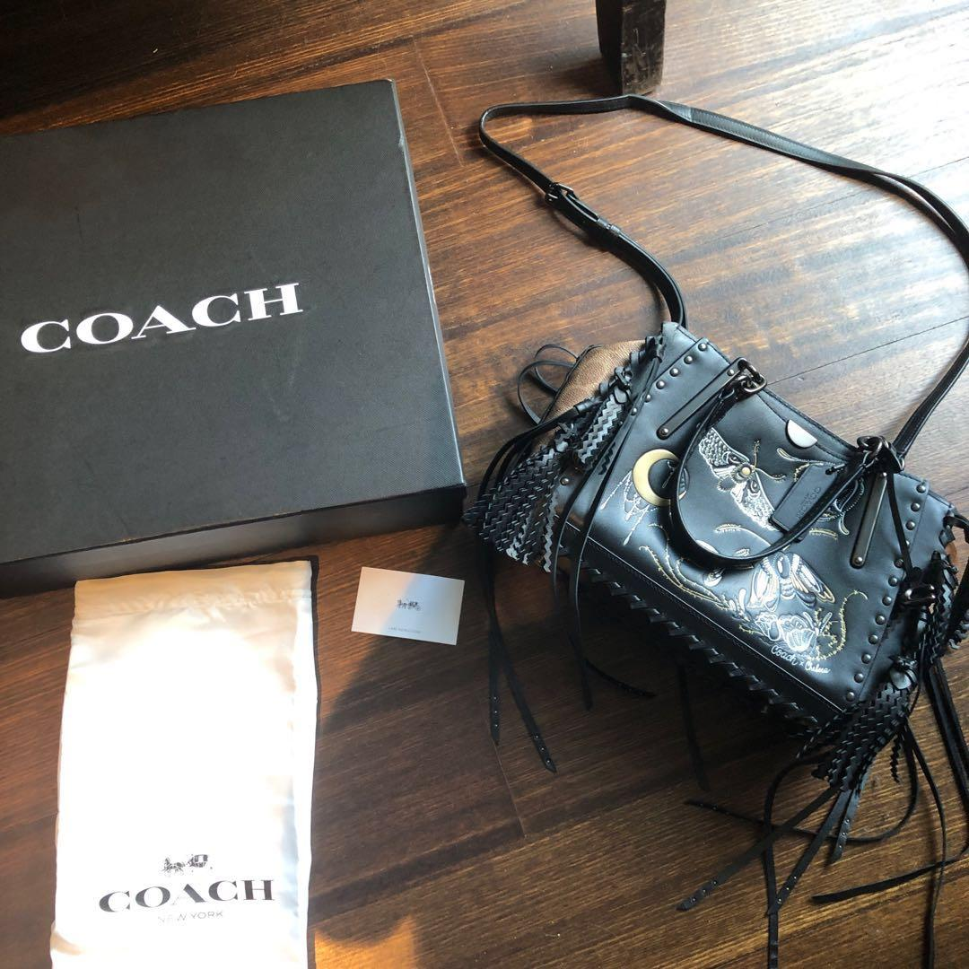 Coach 1941 Limited Edition Tattoo Dreamer available in US only