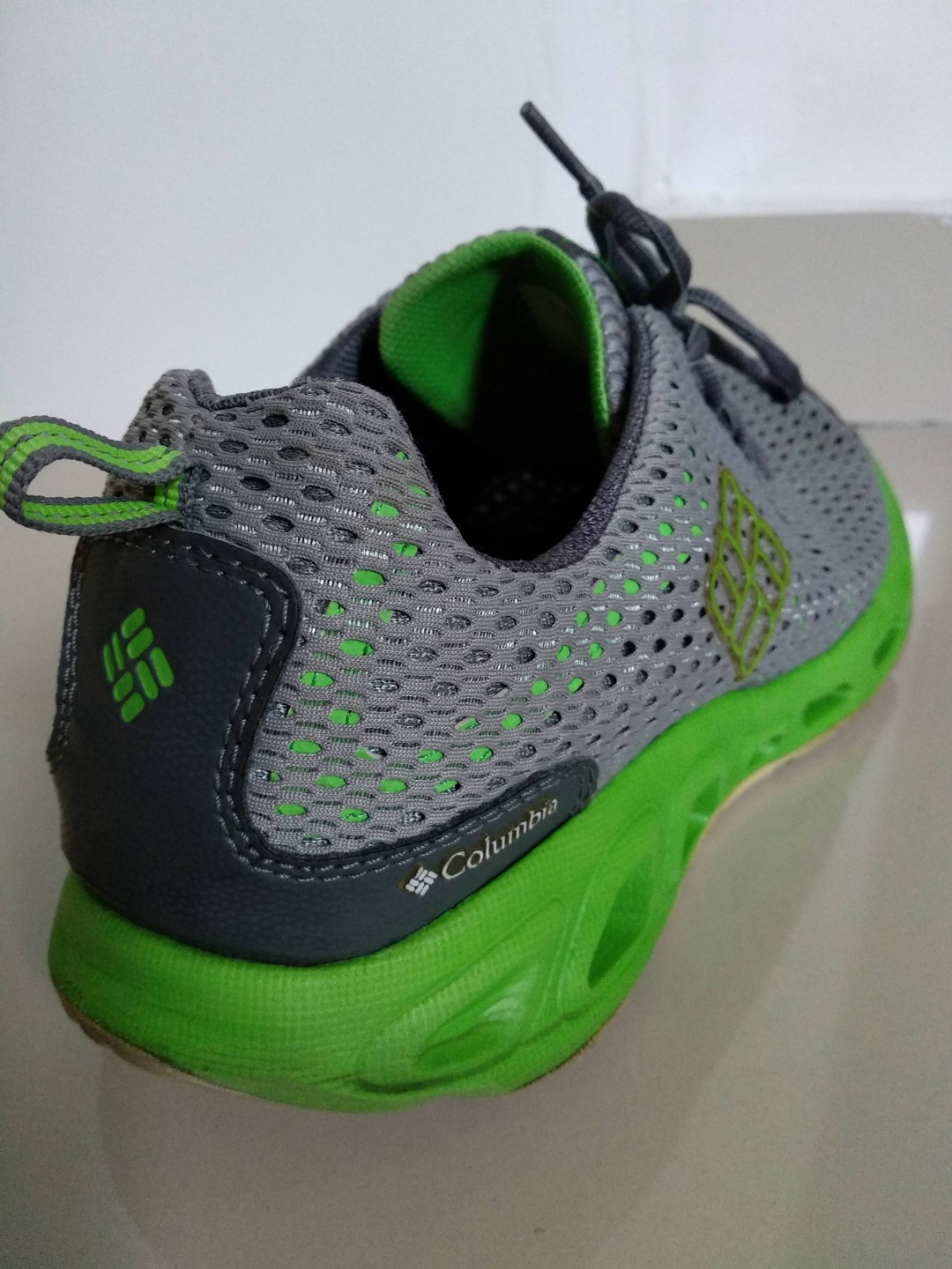 14d967e9f254 Columbia Air   Water Breathable Full Flexing Outdoor Sports Shoes Super  Lightweight Unique Sipped Lug Traction
