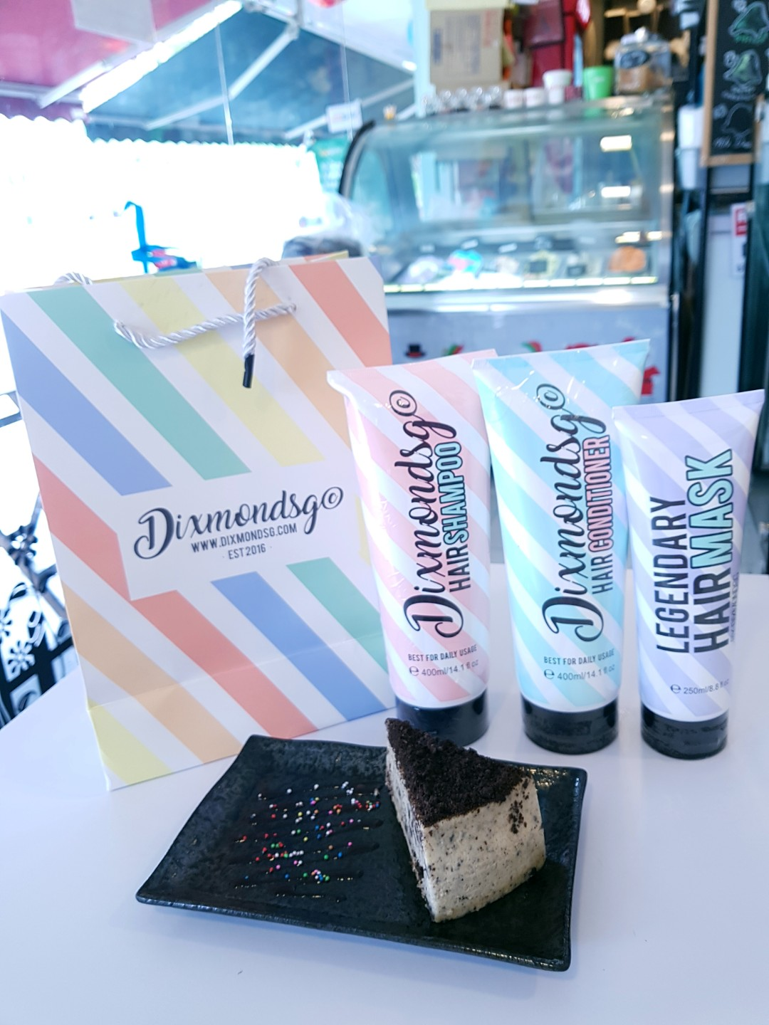 DixmondSg Hair Care Series