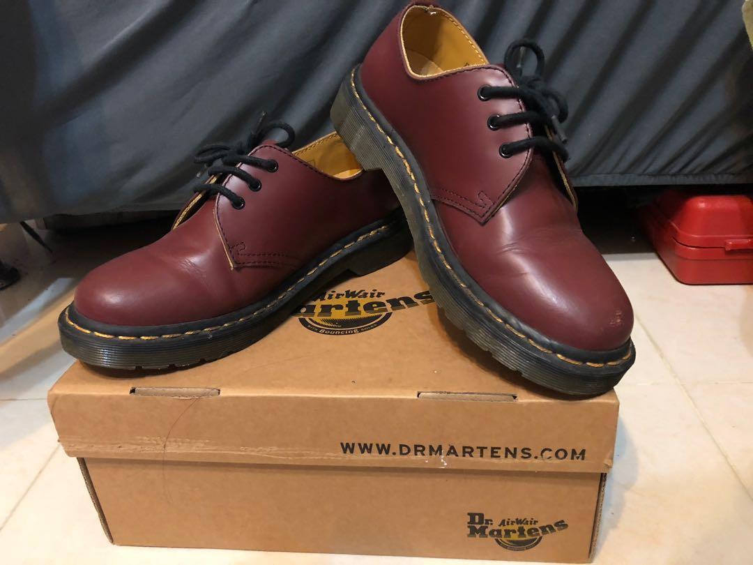 Dr Martens original 1641 3-eye shoes