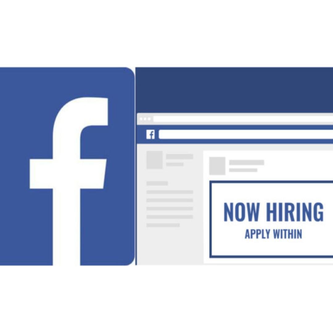 Facebook job (hiring)